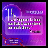 Social Media Memes -FREE- 2021 Digital Video Marketing Stats – Stunning! 13