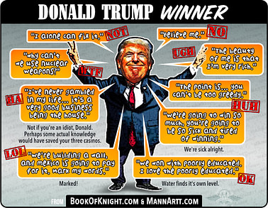 Kollection Trump: Art 4 the #ManBaby We Love to Hate 9