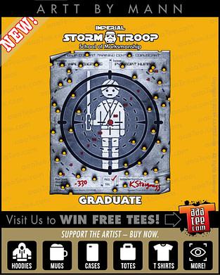 star wars shirts for women - Storm Trooper School of Marksmanship